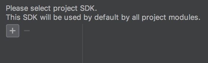 Add SDK Button